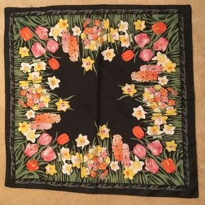 Accessories - Holland Spring Floral Scarf